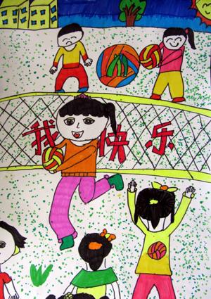 铅笔屑四年级贴画展示