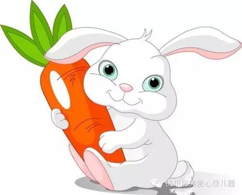 事 上当受骗的小白兔.