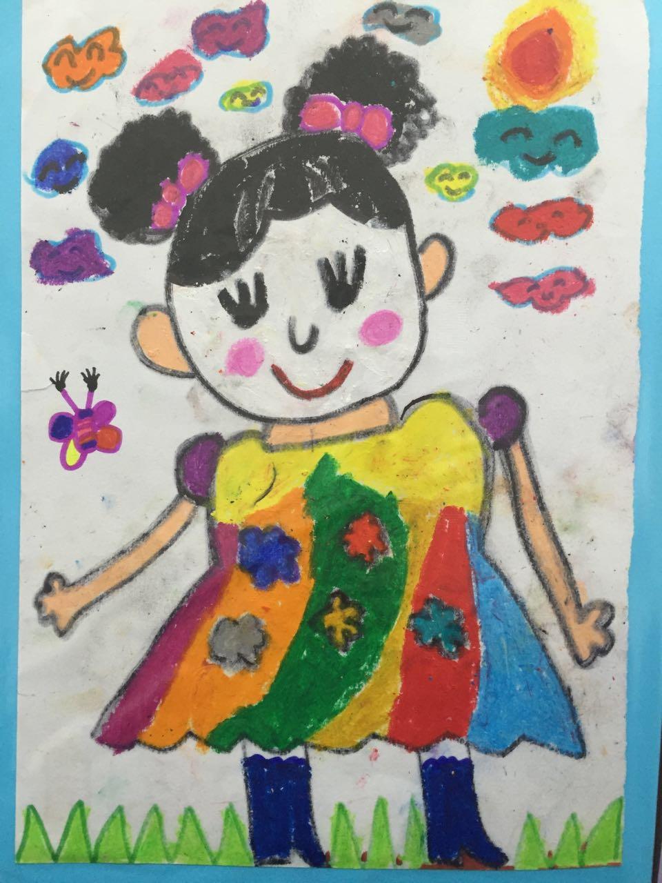 今日点评——儿童画 新闻