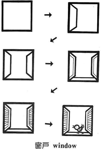 简单几何图形——简笔画 讨论区 - 大连市西岗区新